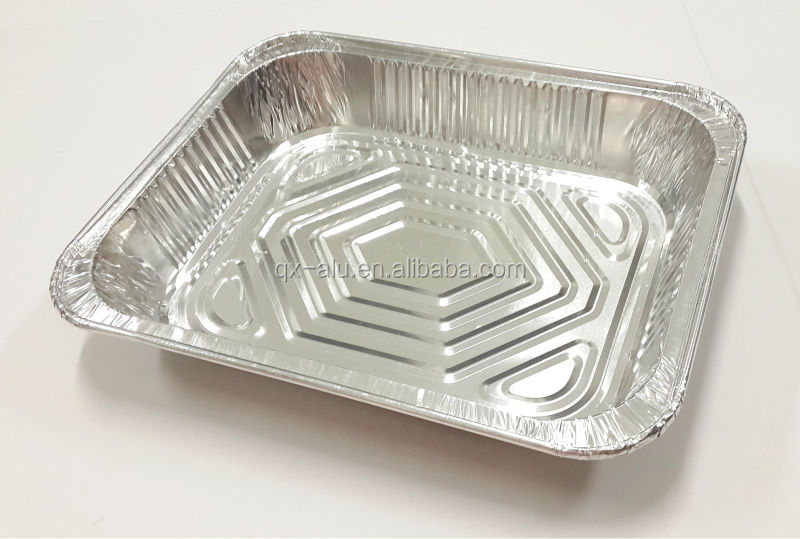 Aluminum Foil Loaf Pan Disposable Bread Container Baking Tins