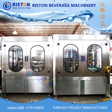 Complete Small Bottle Mineral Water Production Line/ Drinking Water Filling Machine/Automatic Water Bottling Plant