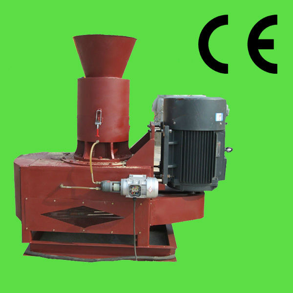 China Cheap CE Small Flat Die Rice Hull Pellet Mill
