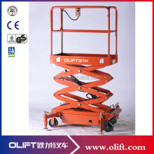 manual scissor lift platform Hydraulic Lift table mini electric scissor lifts