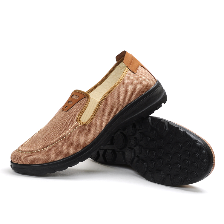 2017 hot sale new model slip on shoe men comfortable casual men shoes
