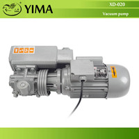 Single stage Strong Vacuum Pressure Dry Rotary Vane Vacuum Pump