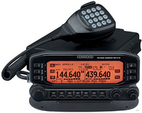 Kenwood TM-D710A Dual Band Mobile Radio
