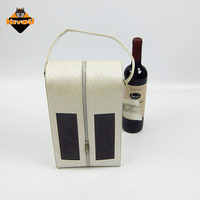 Factory direct sale high class custom printed wine boxes for sale