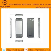 China electrical plastic case CNC prototypes/cnc mobile phone prototype