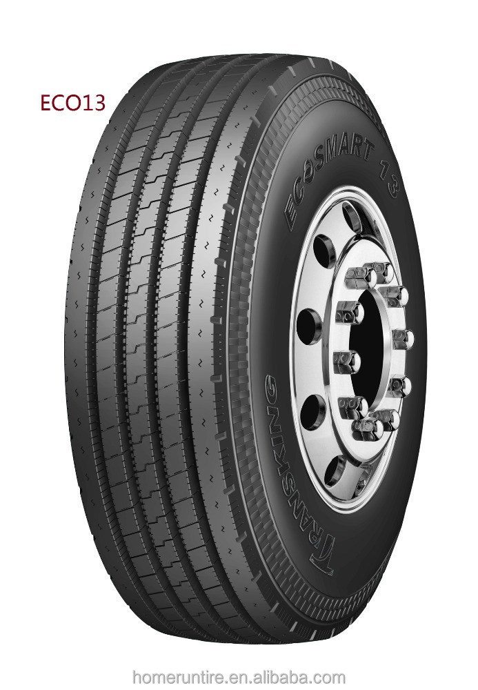 TRANSKING ECO SMART truck tire with good quality 315/70R22.5