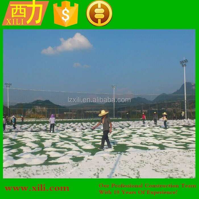 Outdoor Artificial Grass Carpet for Mini Football Pitch