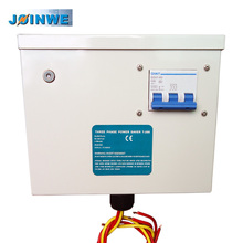 Metal Housing 3 Phase Intellient Electric Power Saver with CB