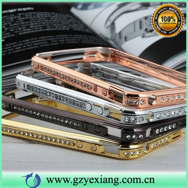 Luxury diamond bling case for iphone 5 kajsa case for iphone 5 cover