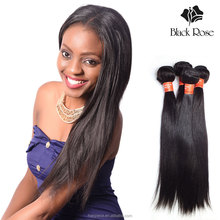 2017 cheap natural straight 100% 8A remy indian human hair weave, virgin indian hair from india