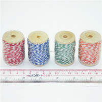 High quality colored cotton bakers baling twine