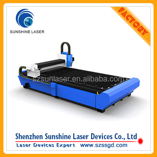 CE Approved China CNC Sheet Metal Cutting Machine Stainless Steel Laser Cutter