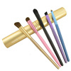 New Arrival Hot Sale Beauty Wholesale Cosmetics 5Pcs Eyeshadow Makeup Brushes Set