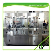 CE standard automatic juice factory equipment ( 3 in 1 )