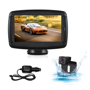 Best price new design car monitor car mirror camera