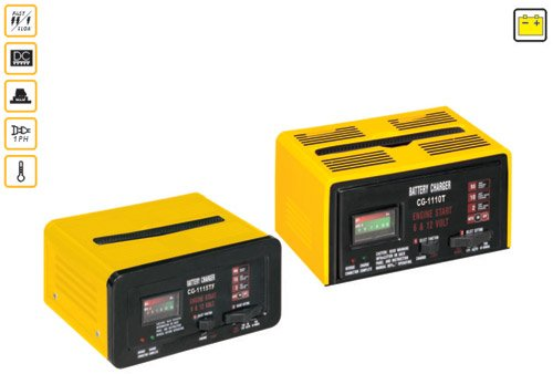 CD-430 power station car battery charger