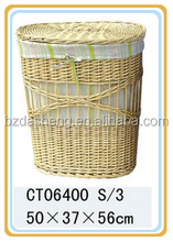 kids laundry basket with cotton liner and lid