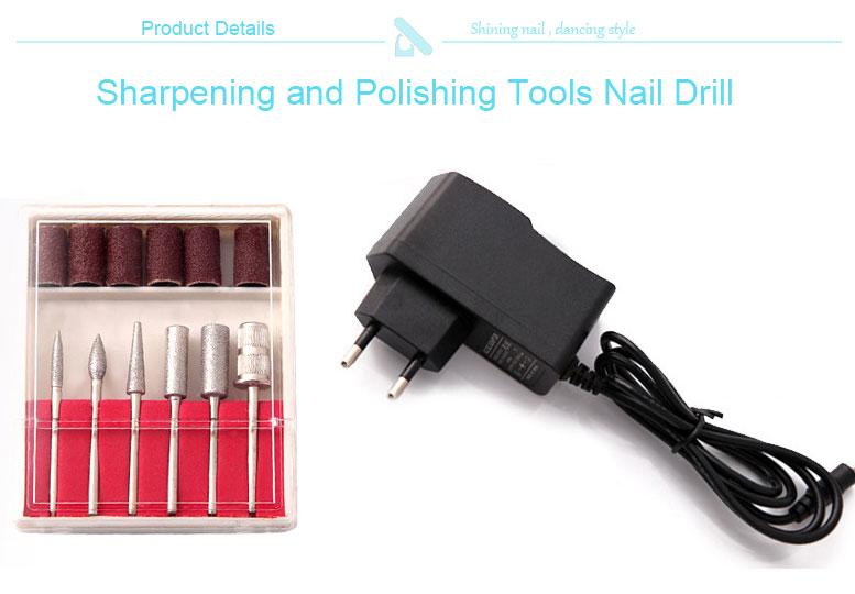 Hot sell! Electric Nail Polisher