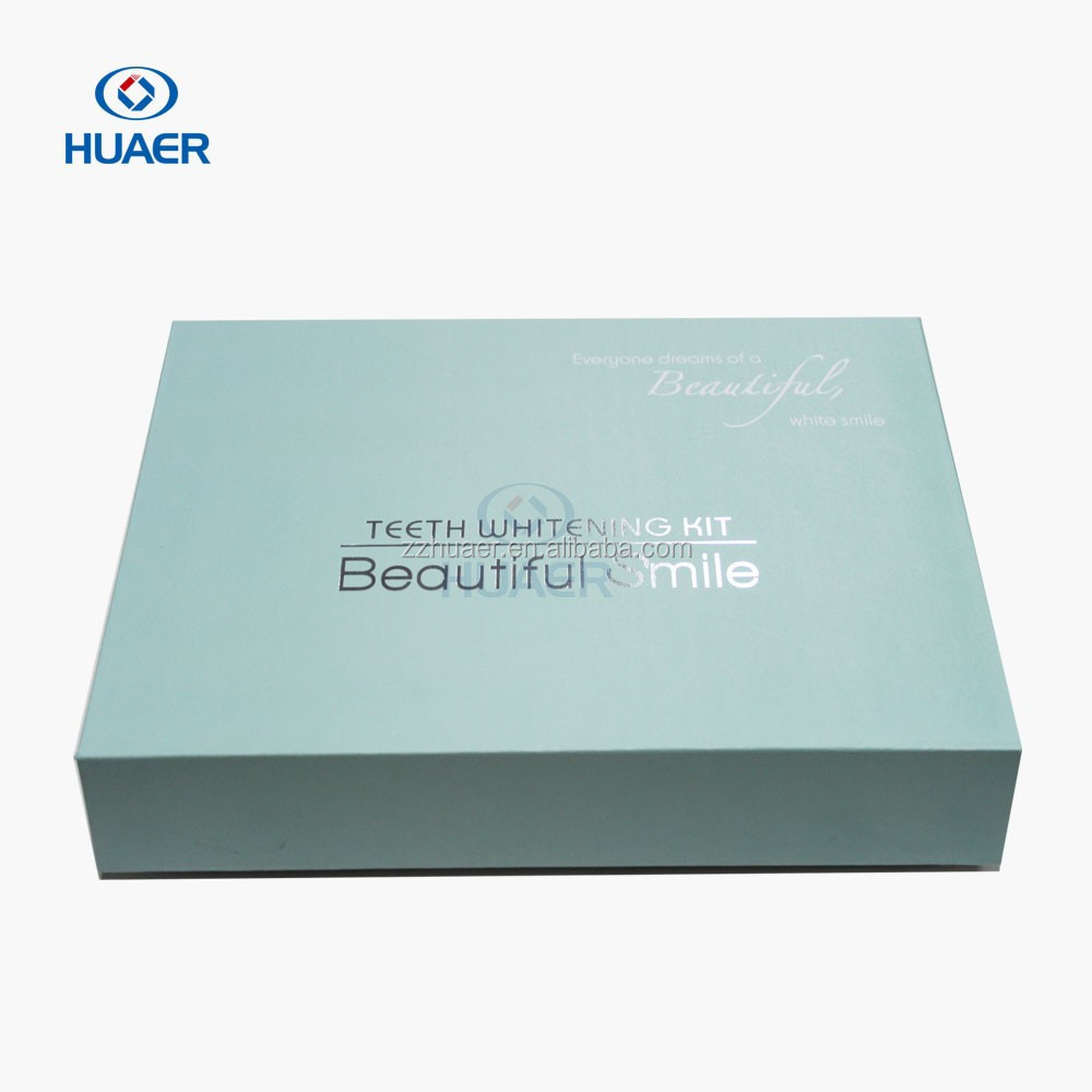 beautiful smile Carbamide Peroxide home use teeth whitening kit