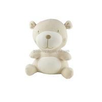 Organic cotton soft baby toy