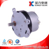 double flat shaft dc gear motor , 8 volt dc gear electric motor ,40mm gear reduction electric motor