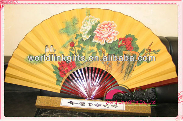 large chinese decorative wall fans buy decorative wall fanlarge decoration chinese fan product on alibabacom