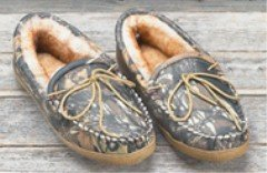 Webers Camo Slippers Adv. Timber shoes