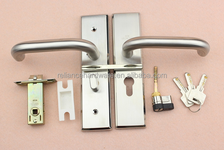 Supply all kinds of type door lock door lock parts name for Door lock types