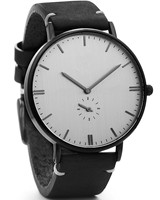 LongBo Watches leather vintage trendy men sub-dial Fashion Custom Face Wrist Watch