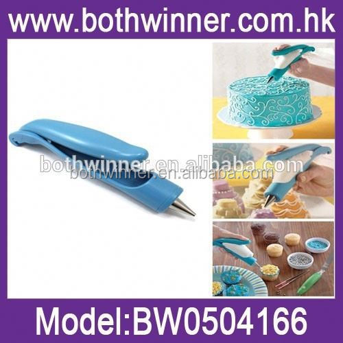 TR124 hot selling cake decorating bottles