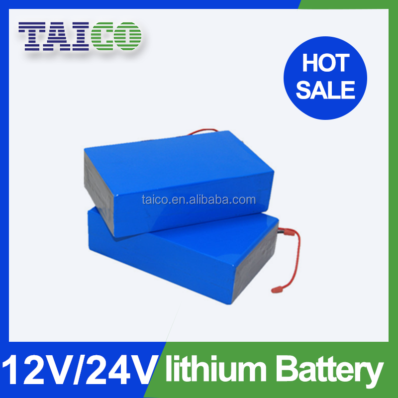 Deep Cycle 24v 100ah Lithium Polymer Solar System Battery