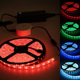 TV backlight dc 12v 32.8ft 16.4ft 5m 300leds 5050 Waterproof RGB Wireless Wifi Led Strip for Housing Decorations