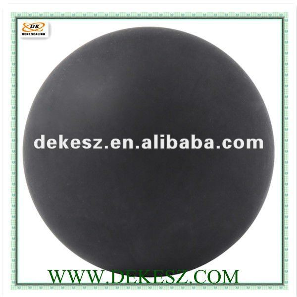 Rubber viton balls industrial. ISO9001-2008 TS16949