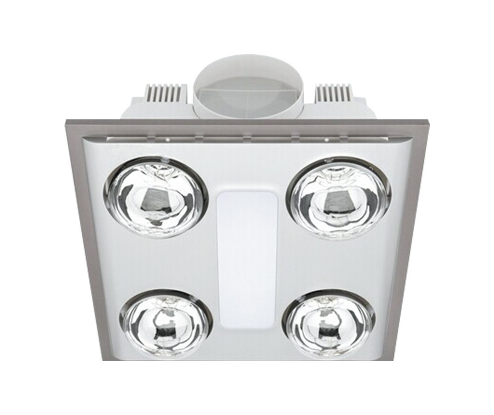 modern design SAA KC CE Bathroom ceiling infrared + PL heat lamp