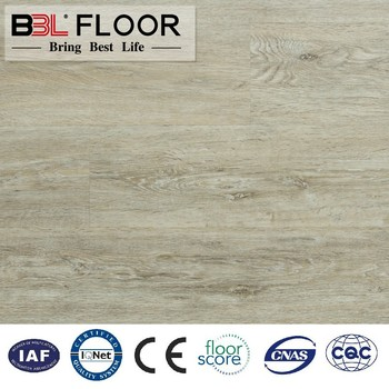 Pvc laminated waterproof lvt wooden vinyl flooring with best price
