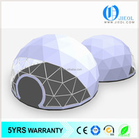 Geodesic tent transparent party big dome tent