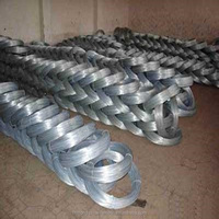 hot sale galvanized banding wire&flat iron wire&cheap galvanized wire