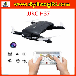 Mini pocket drone JJRC H37 Eifie foldable rc drone with WIFI FPV HD Camera 4CH 6Axis Headless Mode RC Quadcopter
