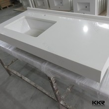 Wholesale breakfast bar top, quartz countertops with custom sizes