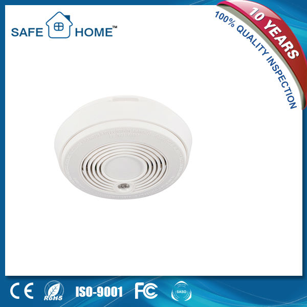 Standalone 6 Group Phone Number GSM Smoke Alarm
