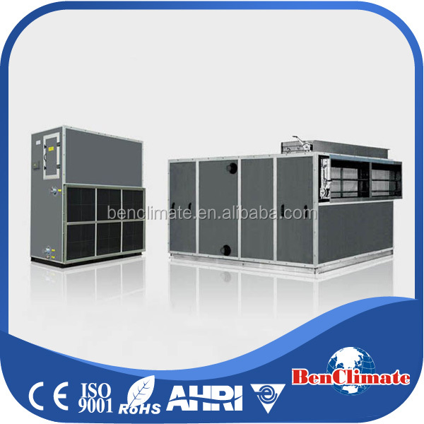 Evaporative industrial floor standing air handling unit air conditioner with best price