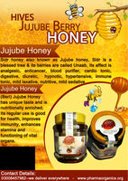 Hives Berry (Sidr) Honey