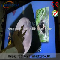 "New arrival 19""-120"" IR Multi touch Overlay /screen with 10 Points for multi-display in sale, advertising, presentation"