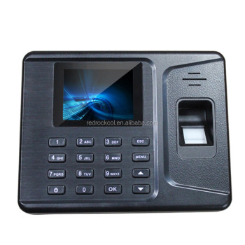 cheapest USB fingerprint biometric time attendance machine no need software RRC-KZ60