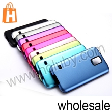 2 in1 Aluminium+Silione Hybrid Facny Cell Phone Cover Case for Samsung Galaxy S5 I9600 G900