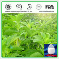 Factory Stevia Leaf Extract Powder,Stevioside 80%