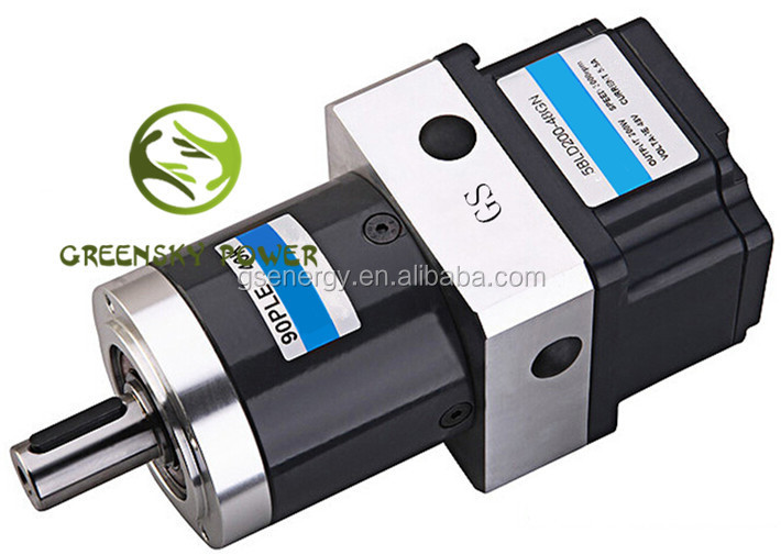 Good market New!! 60W 62mm planetary brushless electric dc gear motor transaxle