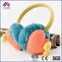 Heated Earmuff Noise Reduction Plush Earmuff