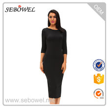 Sexy Two-way Bodycon Midi Dress