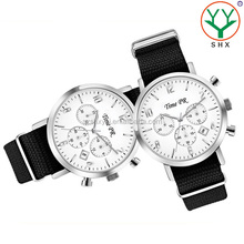 Top Quality Japan Movt Quartz Watch Stainless Steel Case Back Brand Man Watch